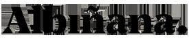 LogoAlbinanaNegro